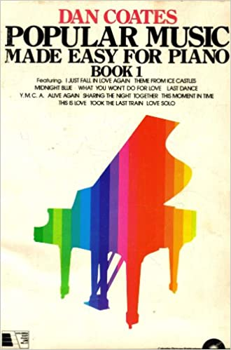 Download Popular Music Made Easy for Piano (Book 1) PDF, azw (Kindle), ePub