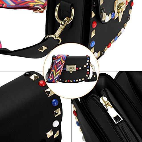 Shoulder and Crossbody Fashion kipten Women Bag Bag Girls TxvcI8U