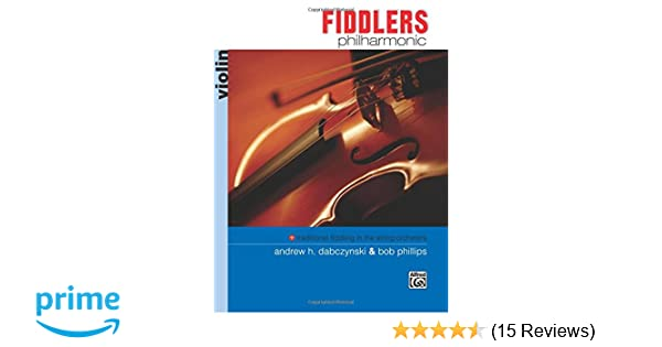 Amazon Fiddlers Philharmonic Violin Philharmonic Series