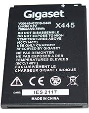 Originele accu Gigaset SL450 SL350 SL400 SL78 SL78H SL780 H V30145-K1310-X445 LI-ION 3,7 V 750 mAh
