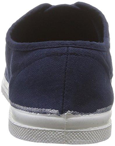 Bensimon Tennis - Zapatillas de Deporte de canvas mujer azul - Bleu (Marine 516)