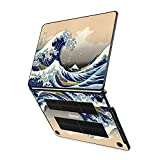 Fintie Protective Case for MacBook Pro 13 (2018 & 2017 & 2016 Release) - PU Leather Coated Hard Cover for Newest 13-inch MacBook Pro 13' A1989/A1706/A1708 with/Without Touch Bar and Touch ID, Rou-Sea