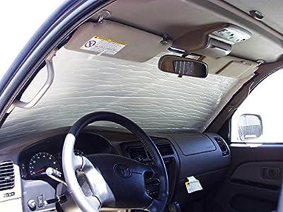 The Original Auto Sunshade, Toyota 4Runner SUV 1995-2004 w/o R.V.M. Custom-Fit Sunshield