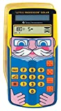 Texas TI-Little Professor Solar LPROF/PWB/11E1 TI-Little Professor Education Calculator Yellow