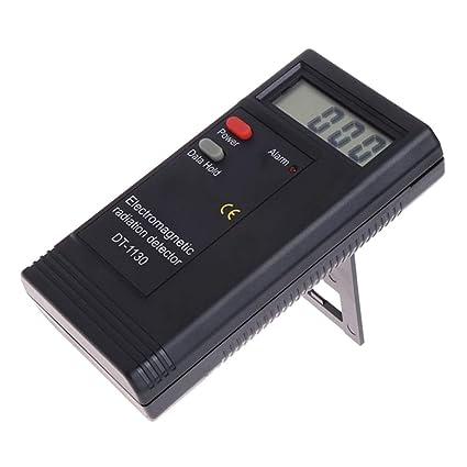 Sharplace Lcd Digital Detectores De Radiación Electromagnética Fem Metro Dosímetro Probador
