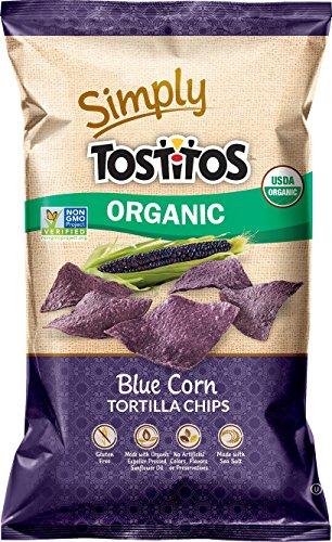 corn blue chips - 1