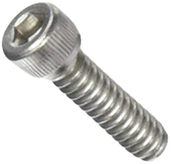 Super-Corrosion-Resistant Socket Head Screw 316 Stainless Steel Thread Size #6-32