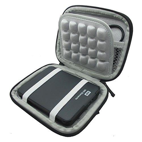 89 opinioni per co2UK(TM) Blu EVA antiurto Pad viaggio di trasporto della pelle Bag Box Cover