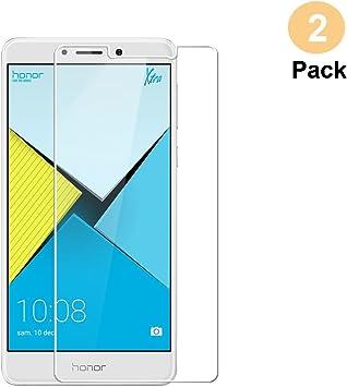 Hi-Luck [2 Unidades] Protector de Pantalla Huawei Honor 6X ...