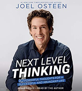 Amazon Com Next Level Thinking 10 Powerful Thoughts For A