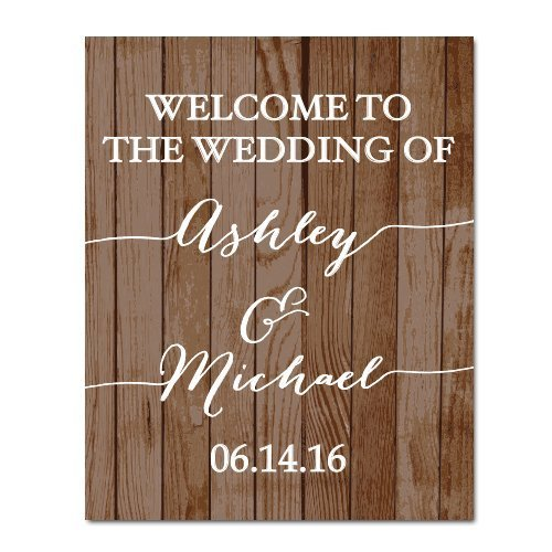 Art Print | Wedding Reception Decor | Wedding Welcome Sign | Wedding Entrance Sign | Rustic Wedding | Farm Wedding | Fall Wedding (Farm Entrance)
