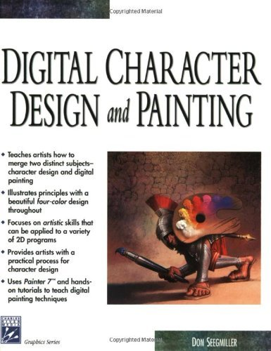 Character Design Pdf Books : Ebook digital character design and painting charles river