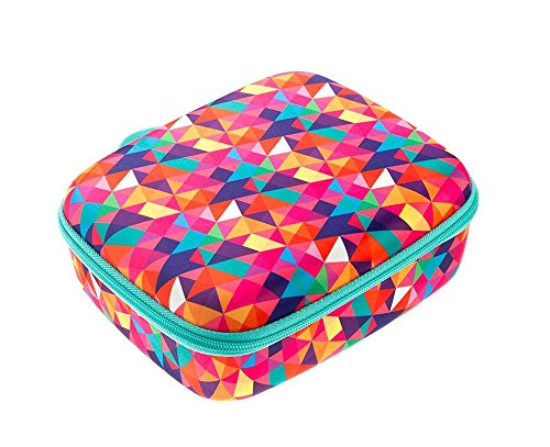 ZIPIT Colorz Lunch Box, Colorful Triangles Photo #7