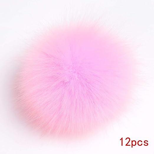 Available In 60 Colo Pom Pom Ball New Handmade Pom Pom Ball 1cm Silver Grey