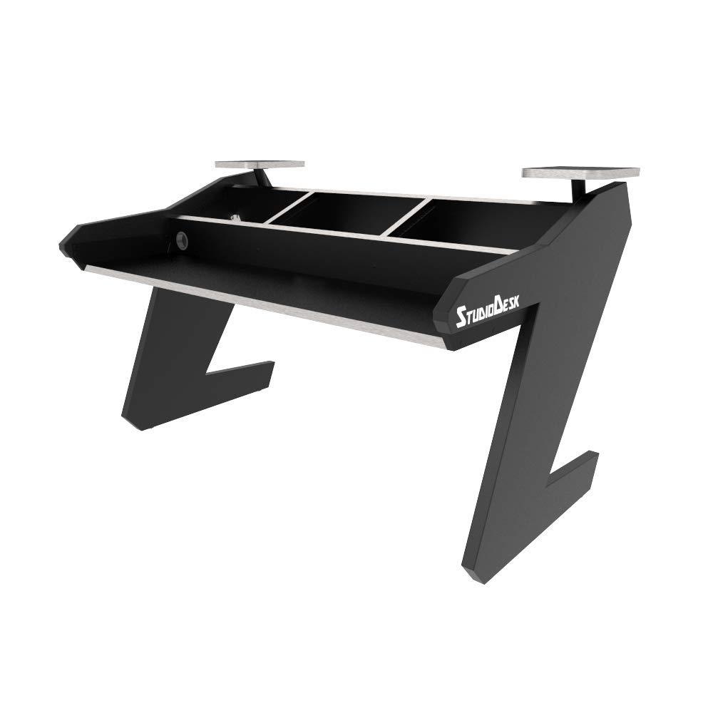 Virtuoso Recording Desk - All black by Studio Desk