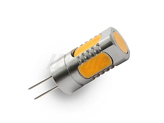 G4 led lampadina 5w cob led pari a lampada alogena da 50w design