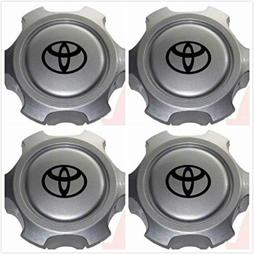 Tuesnut Set of 4 (1991-2004) 4Runner (1993-1998) T100 (1997-2004) Tacoma (2000-2004) Tundra Wheel Center Hub Cap Replace# 42603-04030
