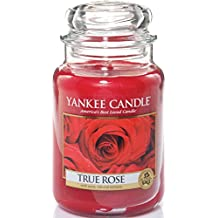Yankee Candle Company True Rose Large Jar Candle