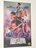 Scout's Guide to the Zombie Apocalypse 11x17 Inch Promo Movie Poster