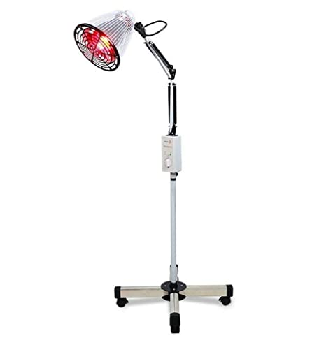 AZWE 150W Lámpara de calor infrarroja Terapia roja Soporte ...