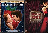 Across the Universe 2 Disc & Moulin Rouge Musical DVD Set Special Edition