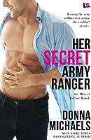 Her Secret Army Ranger (The Men of at Ease Ranch)