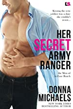 Her Secret Army Ranger (The Men of At-Ease Ranch Book 2)