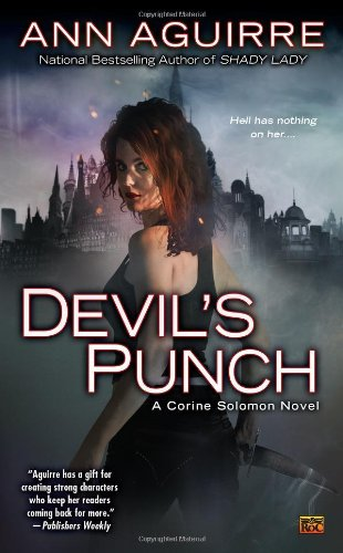 book cover of Devil\'s Punch