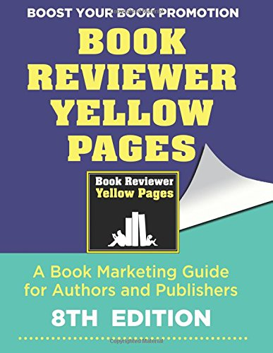 Reviewer Yellow Marketing Authors Publishers