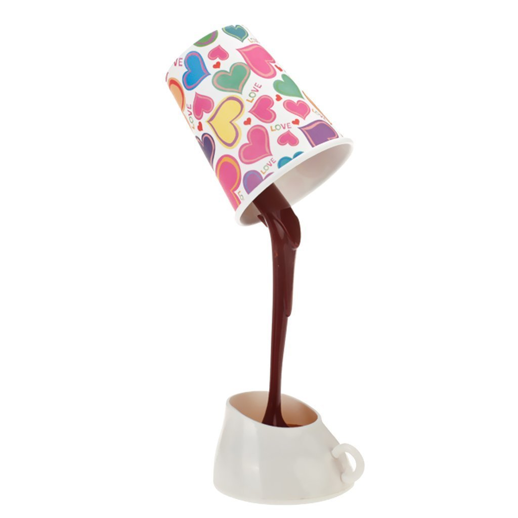 Patty both Coffee Cup Light Lampshade Usb/battery Power Source