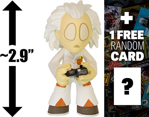 Dr. Emmett Brown - Back to the Future: ~2.9