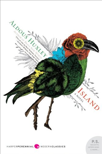 Book cover for Island