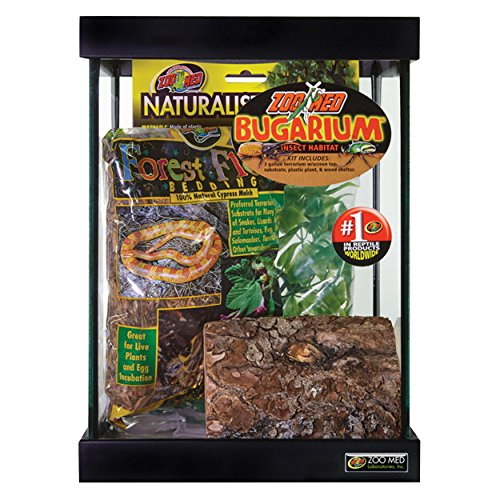 Zoo Med 78099 Bugarium Insect Habitat Kit, 3 gallon by Zoo Med