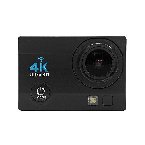 Everpert SJ9000 WiFi 1080P 4K Action Camera 30m Waterproof Sport DVR DV Cam  Black  Action Cameras