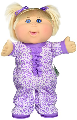 """Cabbage Patch Kids 12.5"""" Dance with Me Girl Pink Polka Dots"""