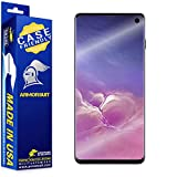 ArmorSuit Samsung Galaxy S10 Screen Protector Case Friendly MilitaryShield Screen Protector for Samsung Galaxy S10 - HD Clear Anti-Bubble Film