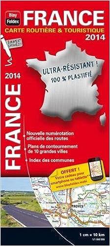 Lire France : 1/1 000 000, 100% plastifié pdf