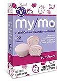 My/Mo Strawberry Mochi Cashew Cream Frozen Dessert (6 x 6ct. boxes)