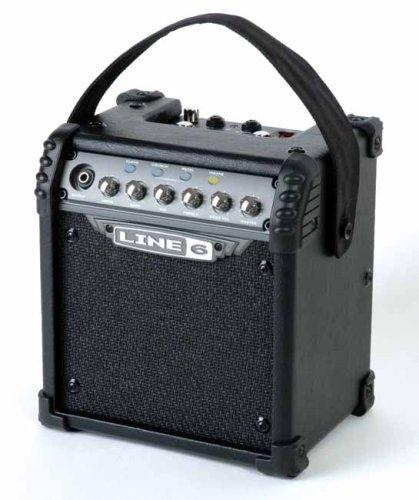 Line 6 Micro Spider 6-Watt Battery-Powered Guitar Amplifier by Line 6
