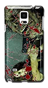 Tomhousomick Custom Design The Walking Dead Case for Samsung Galaxy Note 4 Phone Case Cover #88
