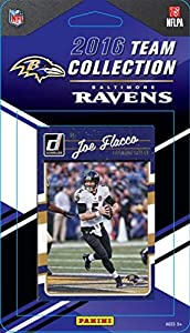 2016 Panini Donruss Football Baltimore Ravens Factory Team Set 15 Cards W/Rated Rookies