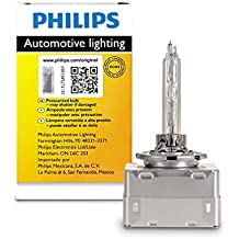 Philips D1S 35W Single Xenon HID Headlight Bulb (Pack of 1)