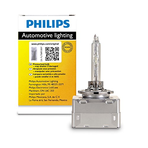 Philips D1S 35W Single Xenon HID Headlight Bulb (Pack of - 2002 Electric Guitar