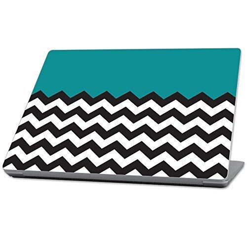 超格安一点 MightySkins Protective Durable and Chevron Unique Vinyl wrap cover Skin B07899CL6Z Surface for Microsoft Surface Laptop (2017) 13.3 - Teal Chevron Teal (MISURLAP-Teal Chevron) [並行輸入品] B07899CL6Z, SEAS:5318d009 --- senas.4x4.lt