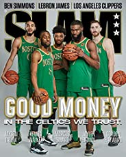 Slam Magazine Mar/Apr 2020 Boston Celtics Cover - In the Celtics we Trust Tatum Walker Smart Brown Hayward