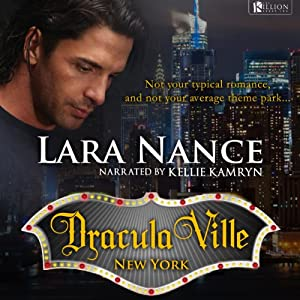DraculaVille - New York Audiobook
