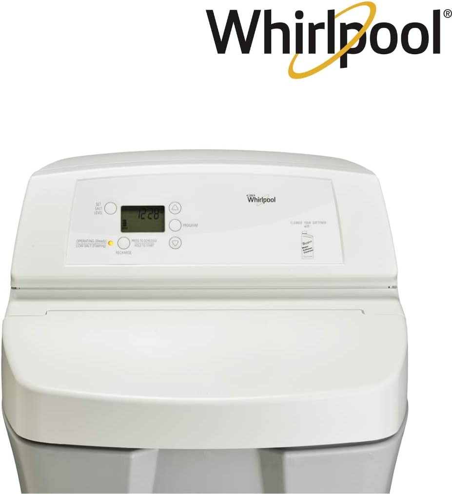 Whirlpool Water Softener - Controller