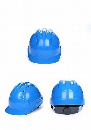 GUO Casco de Tipo Abs Casco de Control de Inundación Casco de Protección Completo Protector Casco