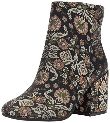 Brocade Reeve Beige Ankle Women's Multi Heel Kenneth Cole Bootie Block New York T4CUT0Zqn