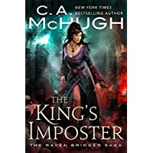 The King's Imposter (The Raven Bringer Saga Book 2)